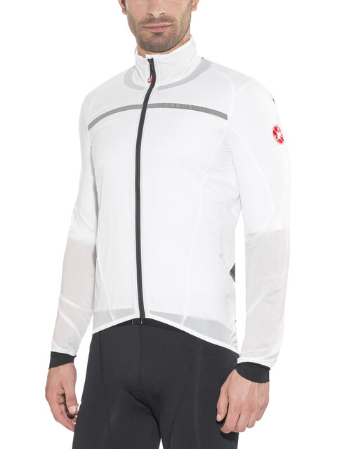 Castelli Superleggera Jacket Men white